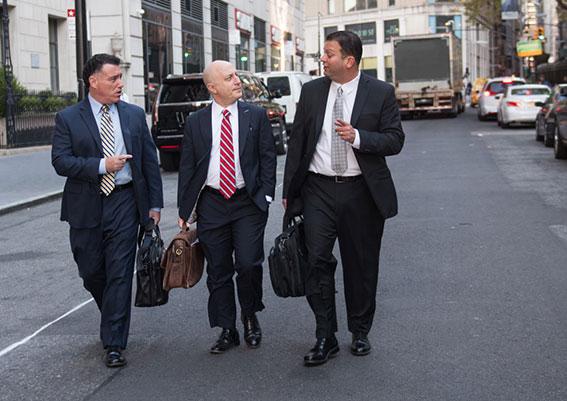 Firm Overview | Pazer, Epstein, Jaffe & Fein, P C  | New York