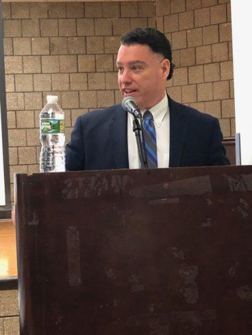 Our partner, Mark J. Epstein